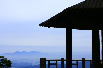 Nihonsugi Toge Mountain Pass